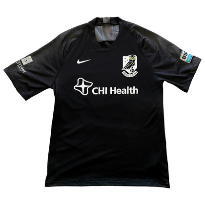 Union Omaha 2020 Official Game Jersey - BLACK-Youth