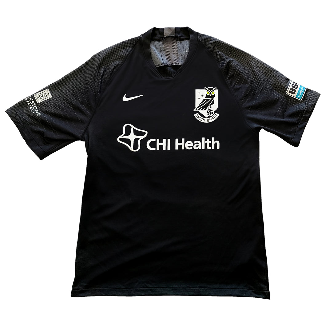 Union Omaha Official Game Jersey - BLACK-Youth