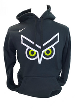 Load image into Gallery viewer, Union Omaha Women's Nike Club Fleece Black Hoodie