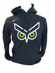 Union Omaha Women's Nike Club Fleece Black Hoodie