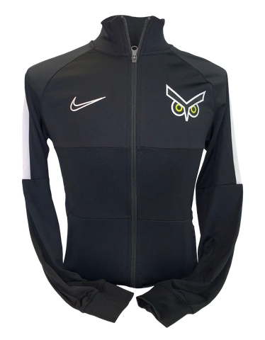 Union Omaha Men's Nike Official Training Black Full Zip Track Jacket