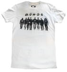 Union Omaha Men's BR White Team Buhos Tee