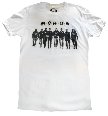 Union Omaha Women's BR White Team Buhos Tee