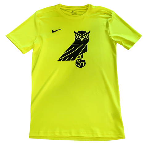 Union Omaha Youth Nike Volt Owl Park Jersey