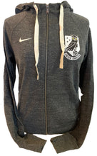 Load image into Gallery viewer, Union Omaha Women's Nike Vintage Black Full Zip Hoodie