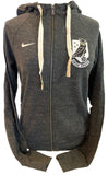 Union Omaha Women's Nike Vintage Black Full Zip Hoodie