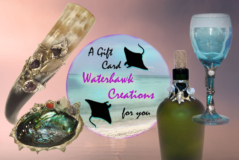 Waterhawk Creations gift card