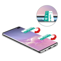 3D Curved Screen Protector for Samsung Galaxy S10 Plus