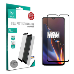 3D Screen Protector Tempered Glass for OnePlus 6T & 7