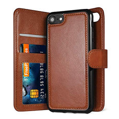 Cover 2-in-1 for iPhone 6S - Brown