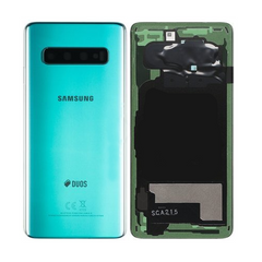 Galaxy S10 Back Cover Green Duos