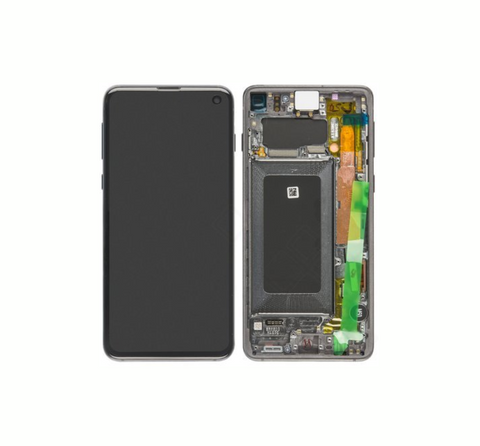 Galaxy S10 Display Black