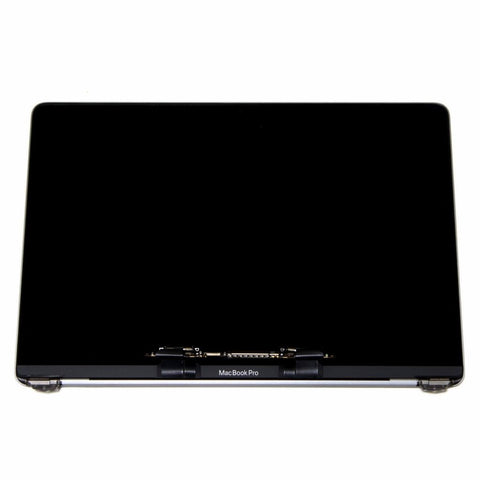 Komplet skærm til Apple MacBook A1706 A1708 Space Gray – Original