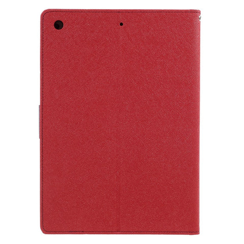 Mercury Goospery Cover for iPad 9.7 2017- Red
