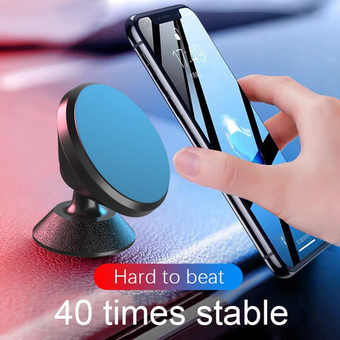 POPSTAND Universal Magnetic Car Phone Holder Stand in Car For iPhone 11 Samsung Magnet Air Vent Mount Cell Mobile Phone Support