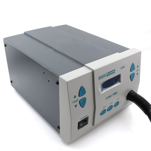 Quick Soldering 861DW 1,000W Digital Rework Station Free Shipping 220V Hot Air Guns SMD Rework Station