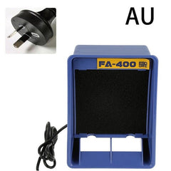220V/110V Welding Exhaust Anti-static Smoke Absorber Remover Fume Extractor Air Filter Fan Smoking Instrument For Soldering