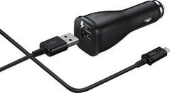 Samsung Fast Car Charger Black