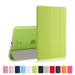 Tri-fold Cover for iPad 9.7 2017- Green