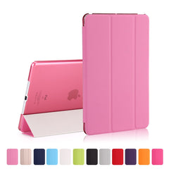 Tri-fold Cover for iPad 9.7 2017- Pink