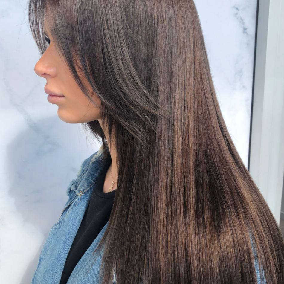 Keratin Bonds #2 Darkest Brown | European Hair Extensions