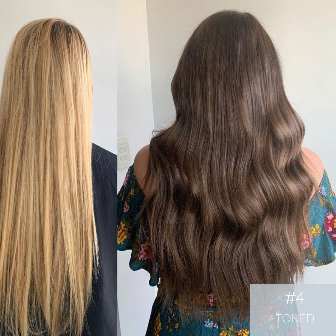 Weft #4 | European Hair Extensions
