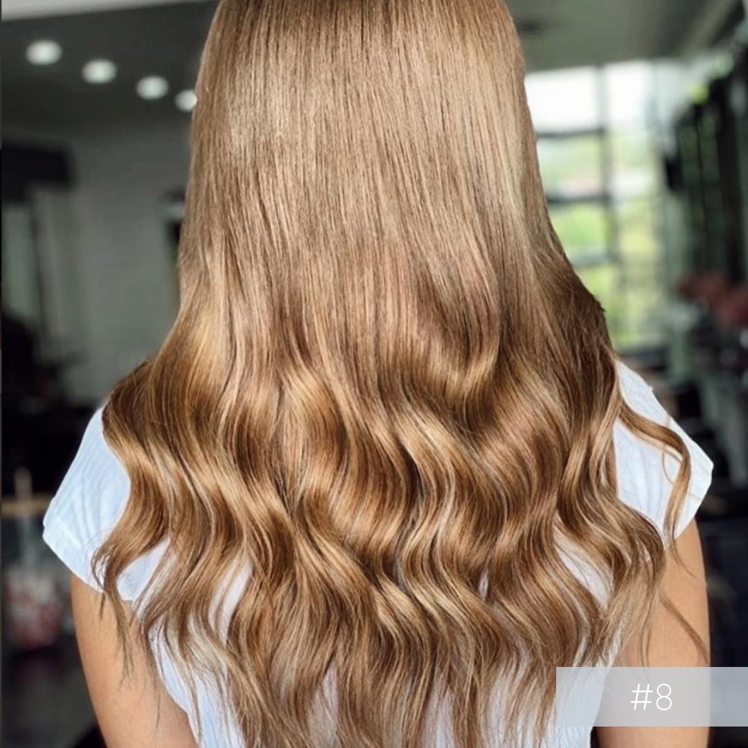Weft #8 | European Hair Extensions
