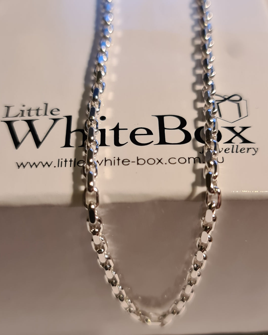SS Link Chunky Chain