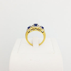 9ct/18ct Gold Engagement Ring Design 4