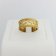 Load image into Gallery viewer, 9ct/18ct Gold Ring Design 7
