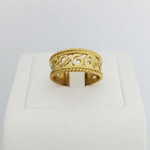 9ct/18ct Gold Ring Design 7