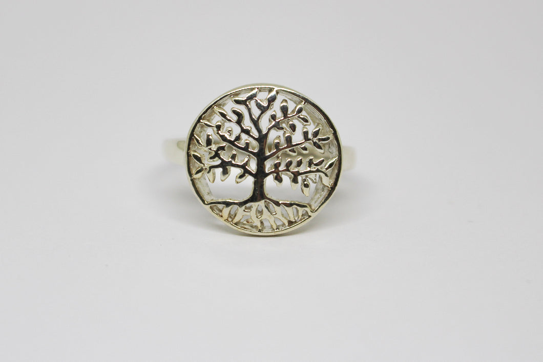 SS Tree Of Life Ring