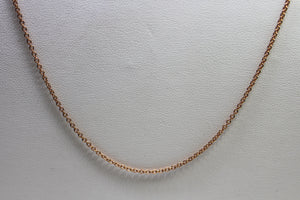 9ct RG Cable Chain