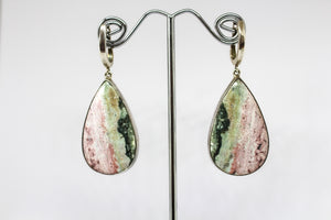 SS Ocean Jasper Earrings