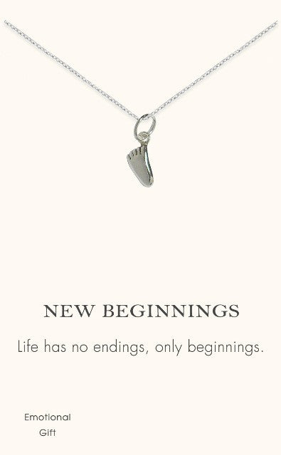 SS New Beginnings Necklace