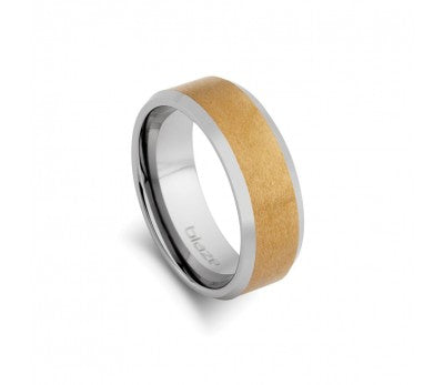 Tungsten Steel Series Infinity Ring - TSR32
