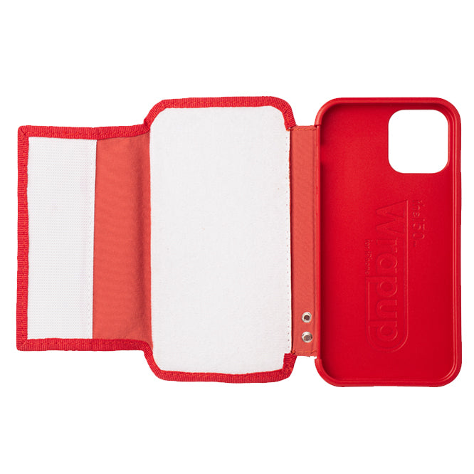 Wrapup for iPhone12Pro/12(Red)