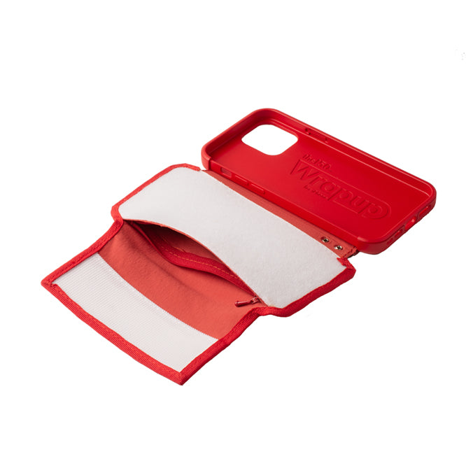 Wrapup for iPhone12 Pro / 12 (Red)