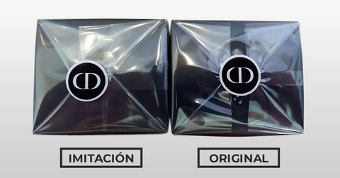 Perfume Falso vs Original