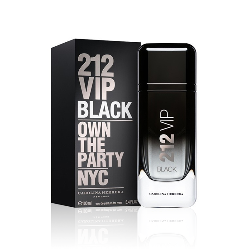 212 VIP Black EDP Spray 100ml.