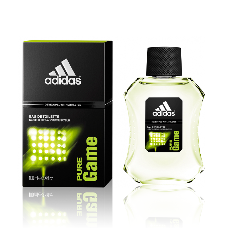 ADIDAS PURE GAME MEN 100ML EDT