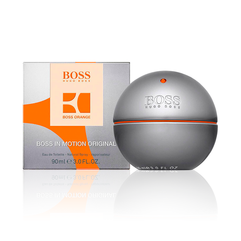 Hugo Boss In Motion Orange EDT 90ml
