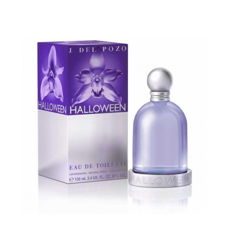 Halloween Women EDT 100ml.