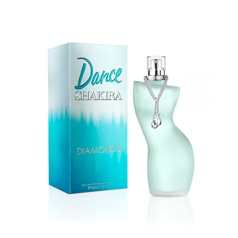 Dance Shakira Diamonds EDT 80 ml