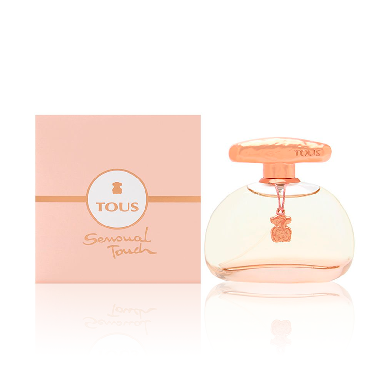 Sensual Touch edt 100 ml.