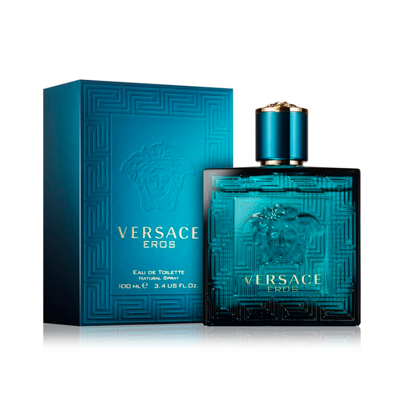 Eros Men EDT 100ml.