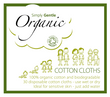 Simply Gentle Organic Cotton Cloths