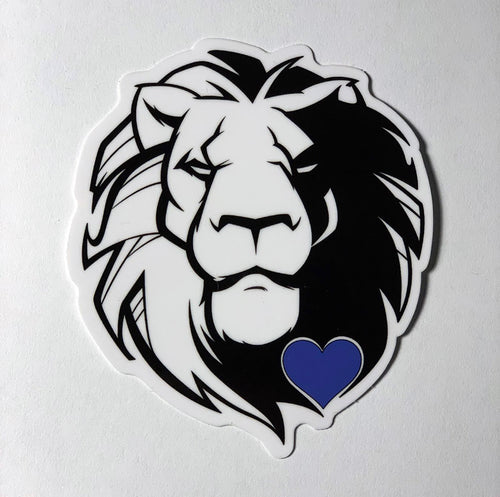 Lionheart Stickers