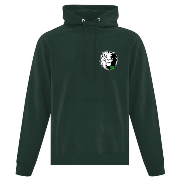 Lionheart Hoodie - CAF Green Edition