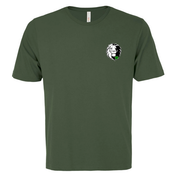 Lionheart T-Shirt - CAF Green Edition